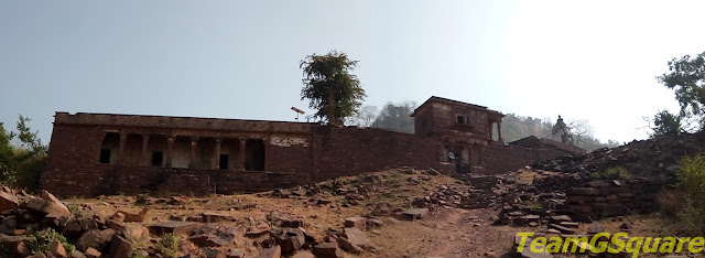 The Jain Temple Complex, Budhi Chanderi