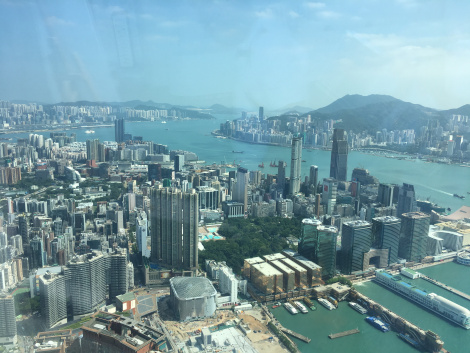 Activities And Destination Of The End Of The Year Holiday With The Family In Hongkong