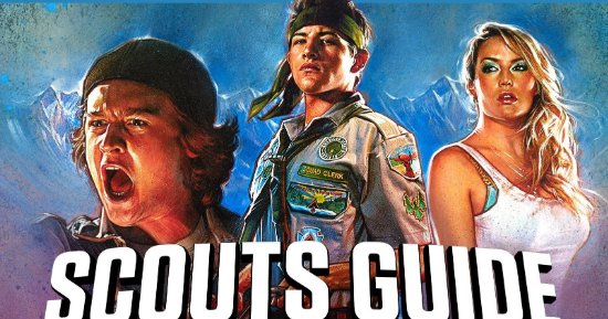 Nonton scouts guide to the zombie apocalypse