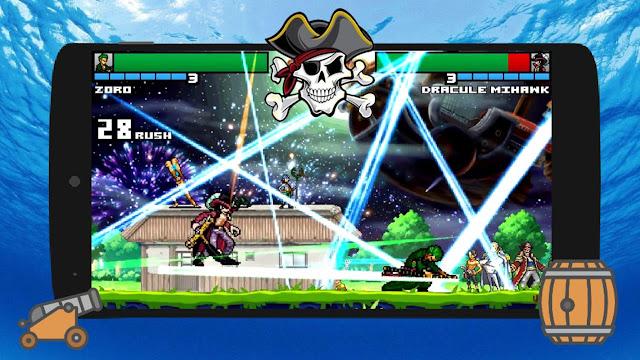 Battle of Pirates: Legend Return