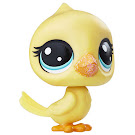 Littlest Pet Shop Series 2 Sparkle Pets Sparks Cardinale (#2-S2) Pet