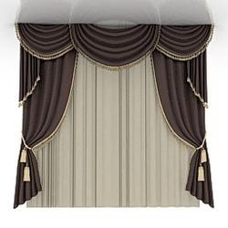 Curtain Kitchen Window Knob Holdbacks Laces Led Display