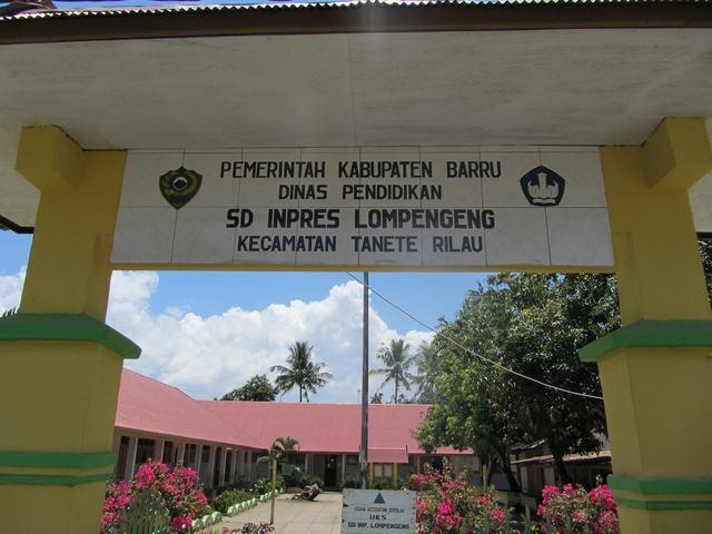 Persepsi Siswa Terhadap Layanan Perpustakaan di SD Inpres Lompengeng Kabupaten Barru