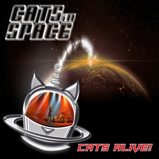 CATS IN SPACE - Cats Alive! (2018) full