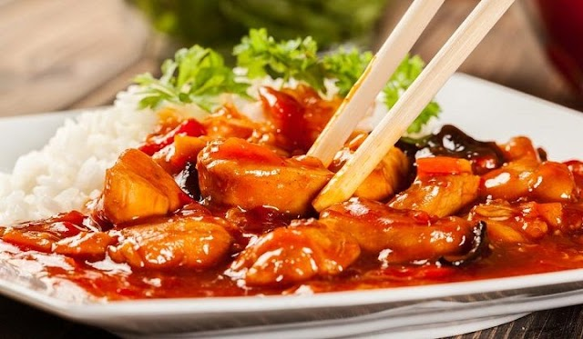 Which Kind Of Chicken Will You Order From The Chinese Takeaway?