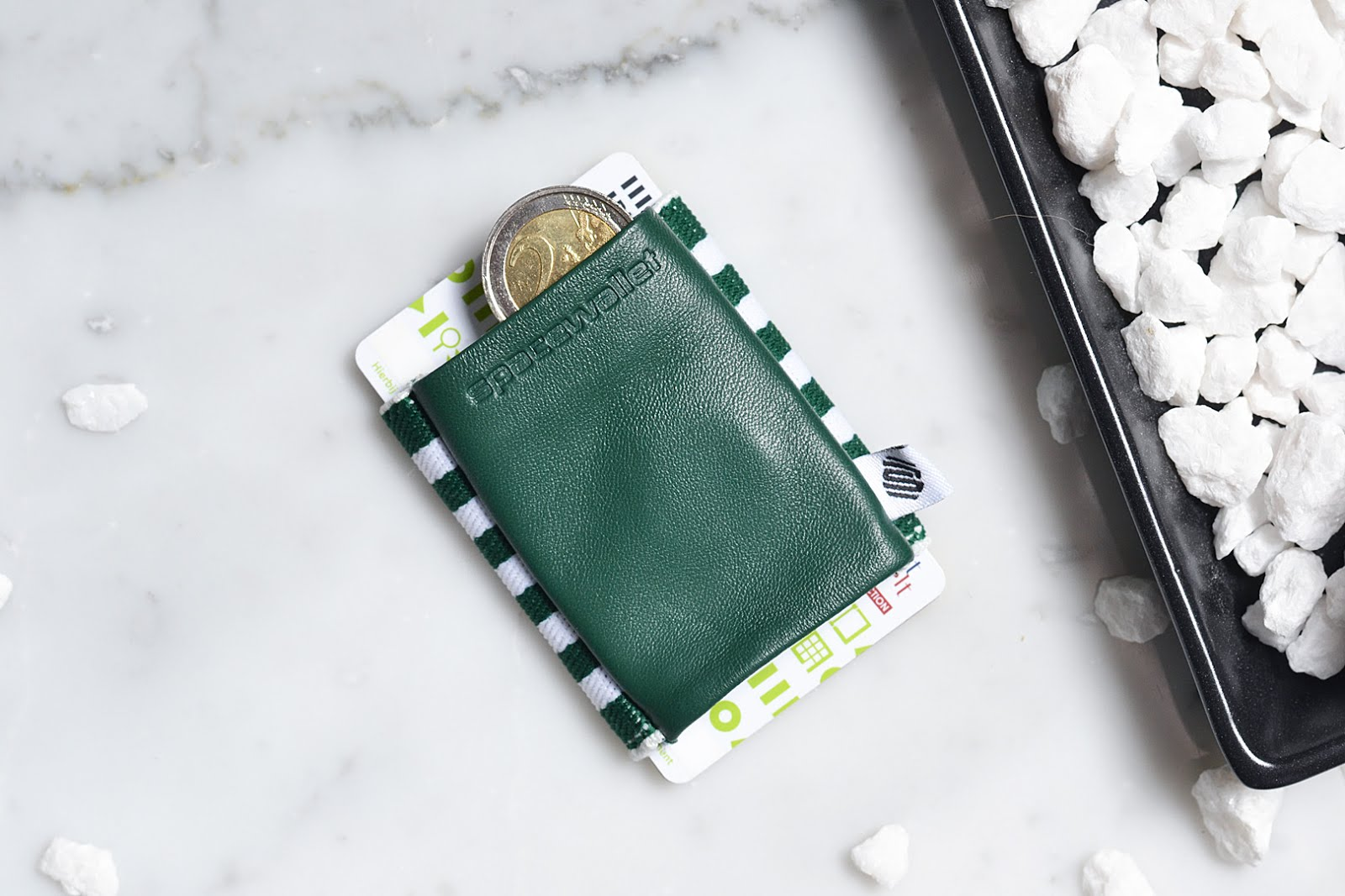 Space wallet, innovation, mini portemonnee, mini wallet, polar fox, tropic green, win, giveaway