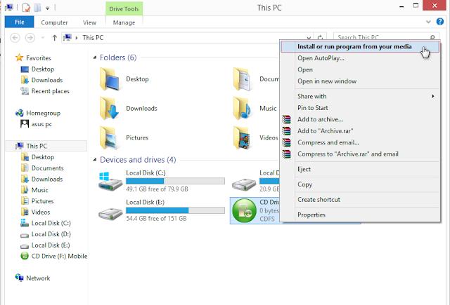 Cara Menginstal Modem di Laptop, Notebook dan PC