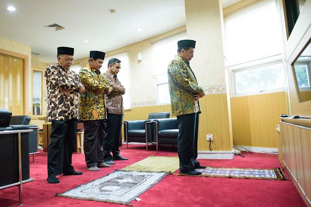 Habib Salim: Kita Siap Jalankan Amanat Ulama