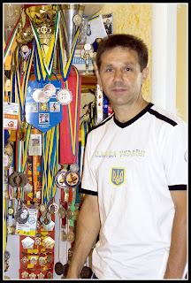 Зеленский Сергей Григорьевич - Заслуженный тренер Украины!