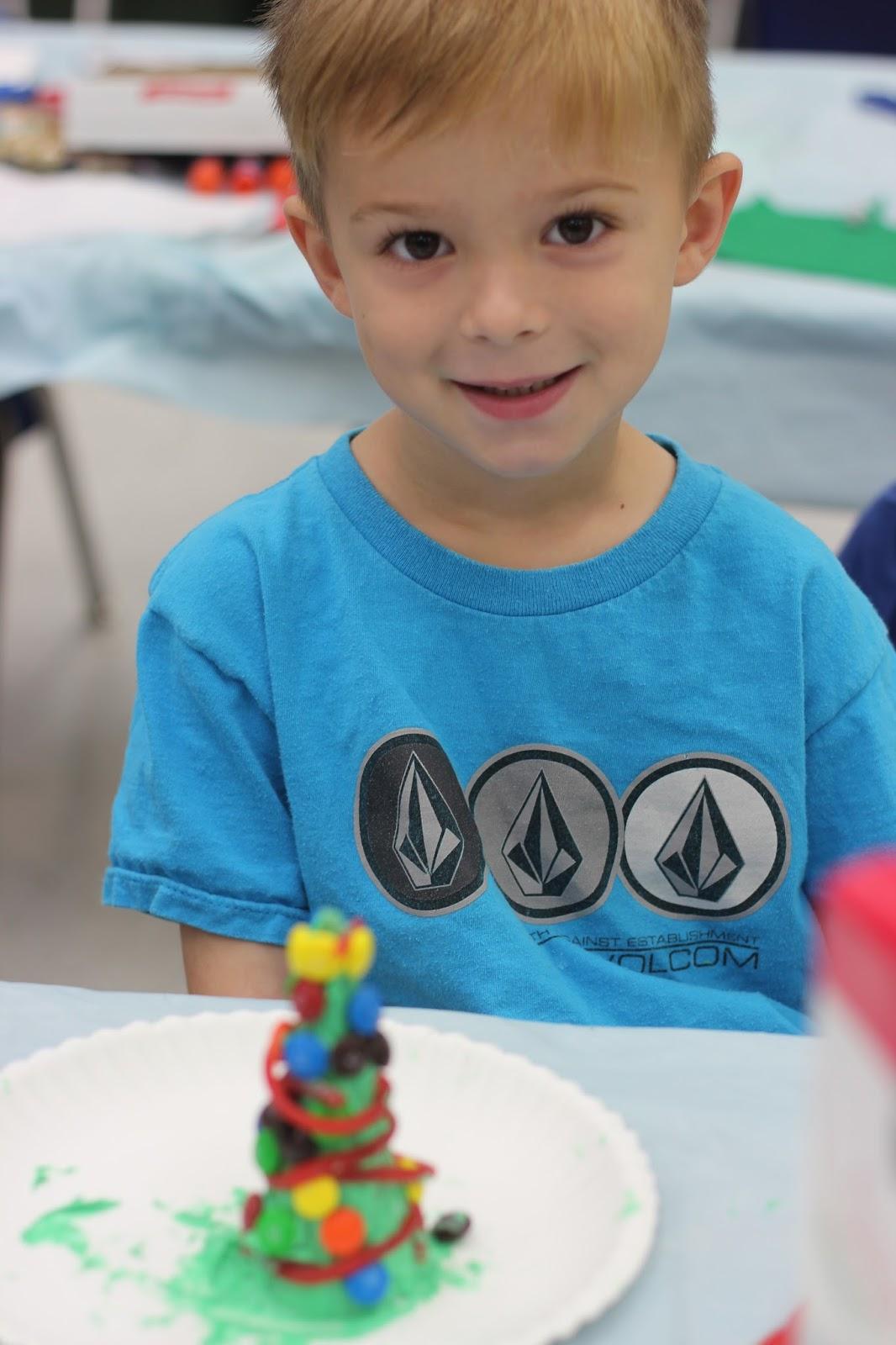 Kindergarten Smiles Kindergarten Holiday Party