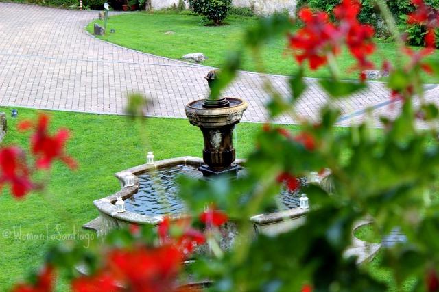 foto fuente hotel