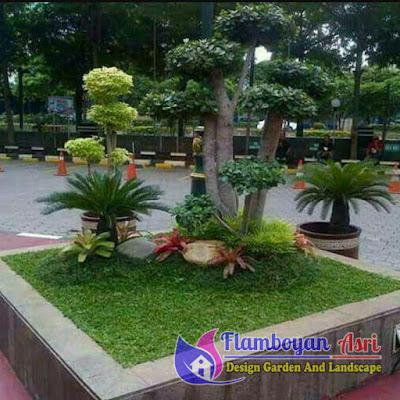 Cara Mudah Membuat Taman Minimalis Modern
