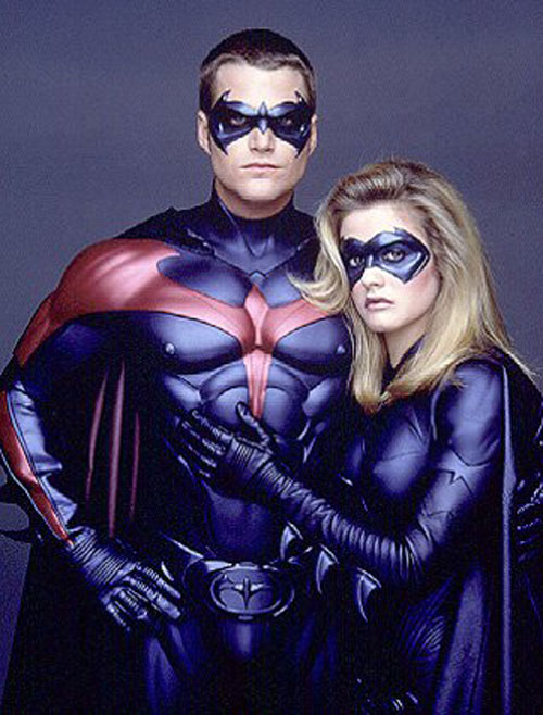Códice Universal: 1997 Batman & Robin