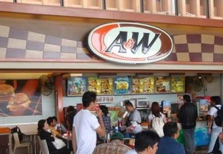 Nomor Call Center Customer Service A&W Restoran