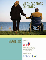 results from national survey of Multiple Sclerosis caregivers