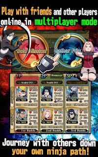 Ultimate Ninja Blazings v1.5.1 MOD APK (God Mode)