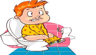 Constipation in children and methods of prevention
