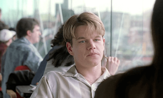 good will hunting-matt damon-minnie driver