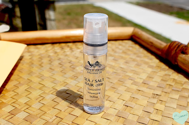 HARVEY PRINCE Sea Salt Texturizing Mist