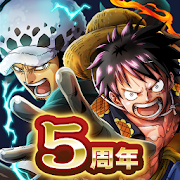 ONE PIECE TREASURE CRUISE (JAPAN) (レジャークルーズ) (God Mode - High Attack) MOD APK