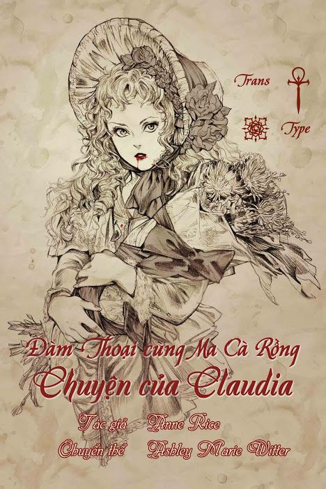 Đàm Thoại cùng Ma Cà Rồng - Chuyện của Claudia [Tiểu Thuyết Bằng Tranh]