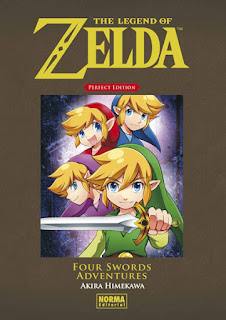 Zelda - Four Swords Adventure