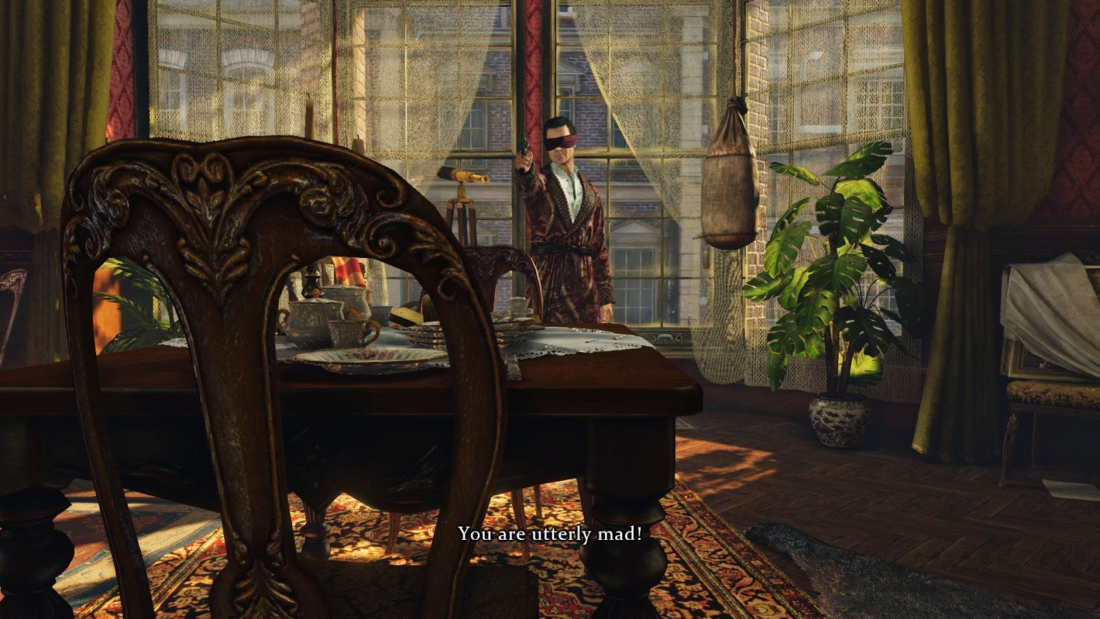 Sherlock Holmes: Crimes and Punishments (Video Game Review