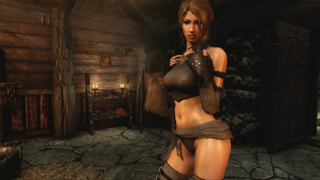 Sexy Hot Pc Games Wallpaper - Skyrim Sexy Games-1866