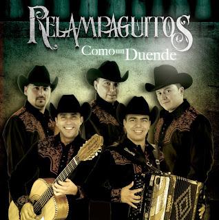 Los Relampaguitos - Como Un Duende (Disco 2012)