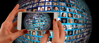 web seo social media