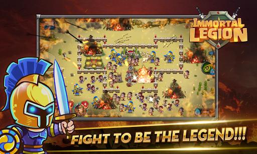 Tải Game Immortal legion - Đế Chế La Mã  Công Thành Chiến Hack
