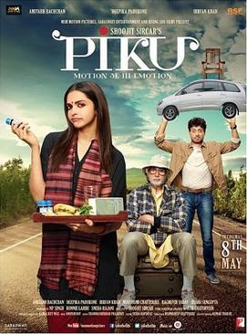 Piku 2015 Hindi 480p WEB HDRip 400Mb x264