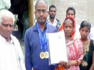 Odisha boy Hemant Ojha selected as scientist in NASA
