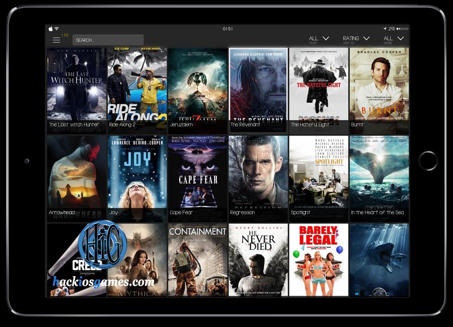 Download And Install MovieBox iOS 7 8 9 No Jailbreak - iOS