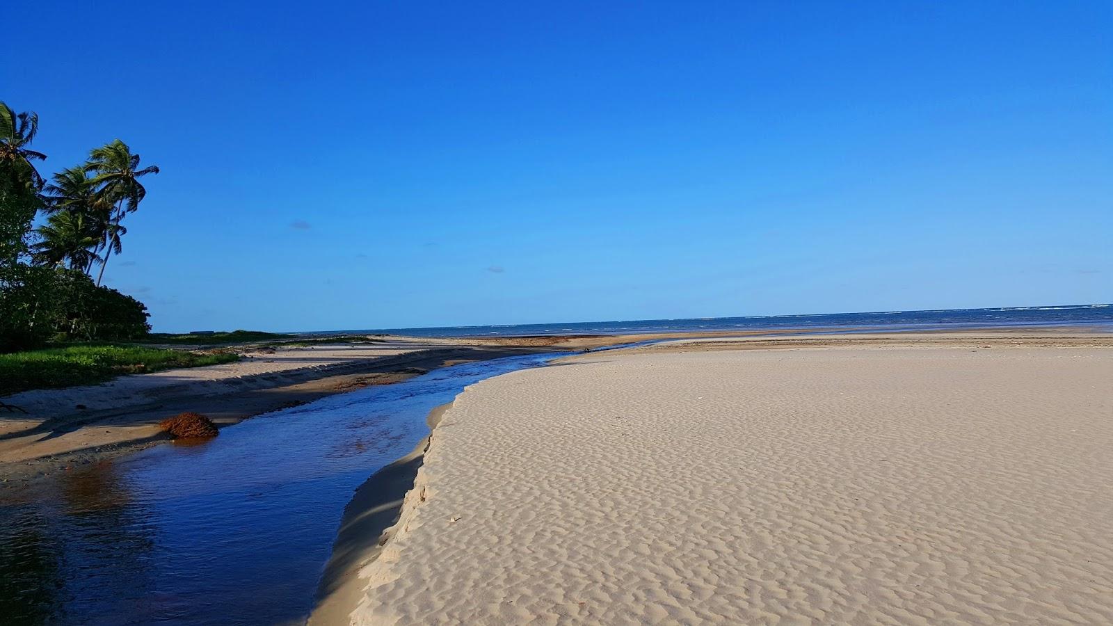Praia Bitingui em Japaratinga, Costa dos Corais, Alagoas