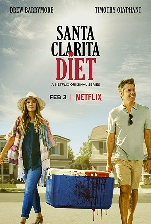 Santa Clarita Diet - 1ª Temporada Séries Torrent Download capa