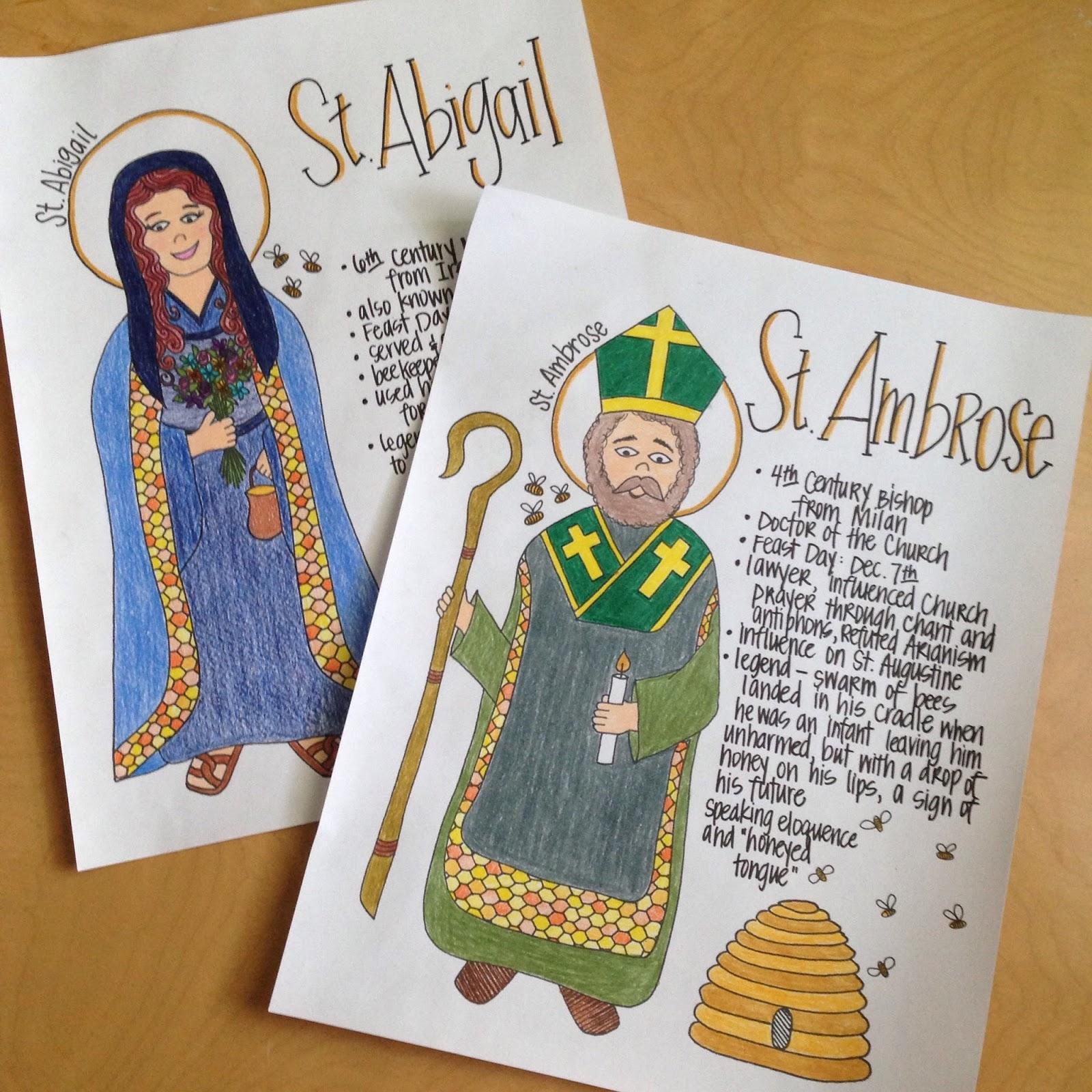 Abigail bible study
