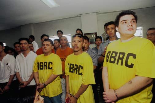 Francisco Larrañaga, Chiong murder case