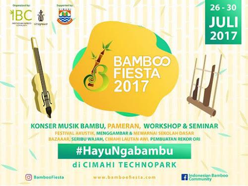 Bamboofiesta 2017 di Cimahi Technopark.jpg