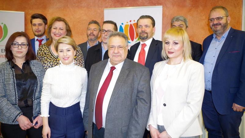 Οι πρώτοι 10 υποψήφιοι με τον Κώστα Κατσιμίγα στην Π.Ε. Ροδόπης