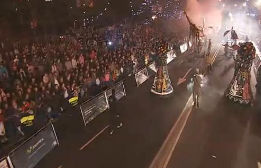 Resultado de imagen de cabalgata de reyes madrid nosolometro