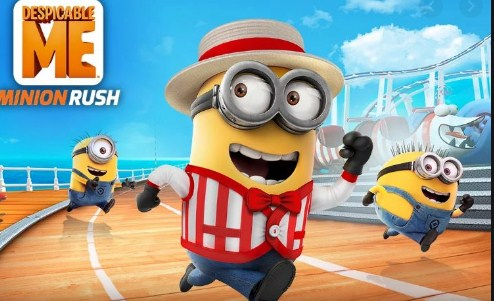 Minion Rush: Despicable Me Apk Free on Android Game Download