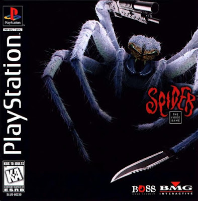 descargar spider the video game psx por mega