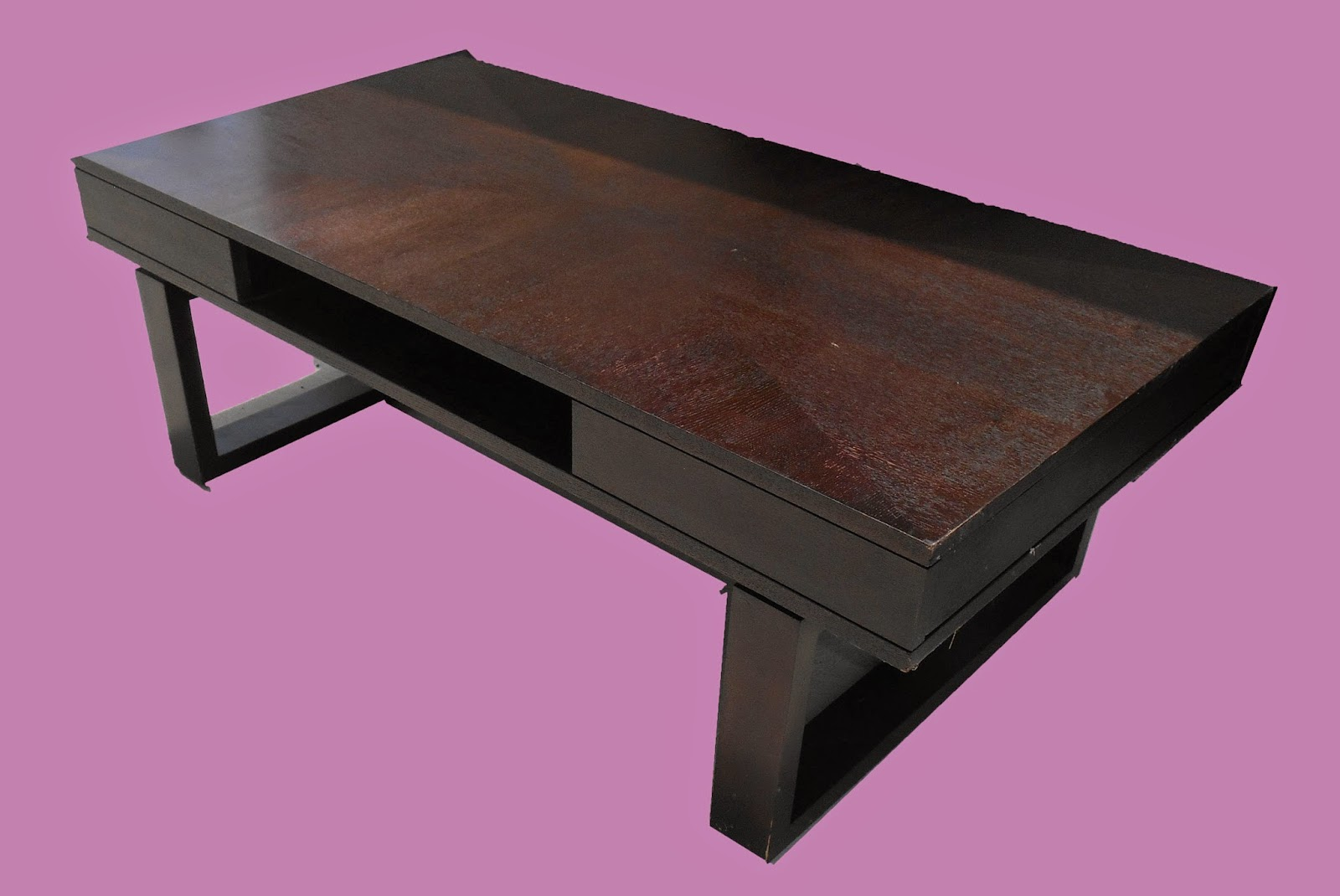 Uhuru Furniture & Collectibles: West Elm Coffee Table $125