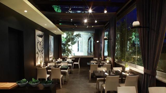 Restaurante Funky Gourmet, Atenas