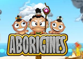 Aborigines Puzzle Online Games