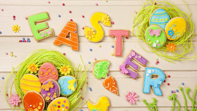 Warm Easter Wishes images 2018