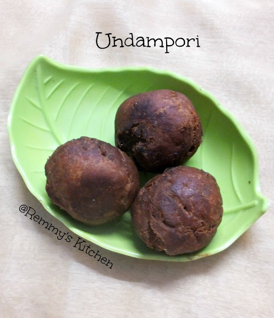 Undampori / Sweet bonda
