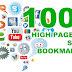 ini dia 100+daftar Website social bookmark ber page rank TINGGI terbaru 2016