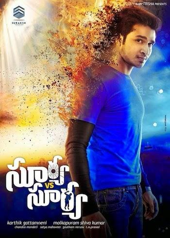 Surya Vs Surya (2015) Telugu DTHRip 350MB